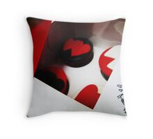 Gautier Cakes: Much love. Throw Pillow
