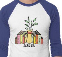 Read on... Men's Baseball ¾ T-Shirt