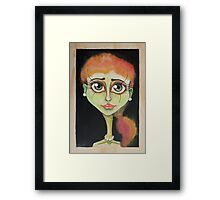Princess Fiona Framed Print