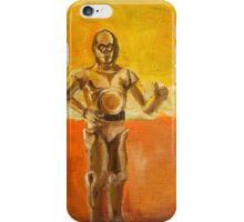C3PO iPhone Case/Skin