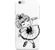 Cute Little Ballerina iPhone Case/Skin