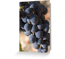 Cabernet Greeting Card