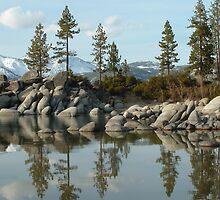 Sand Harbor, Lake Tahoe by veda