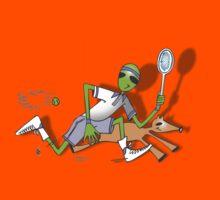 alien tennis Kids Clothes