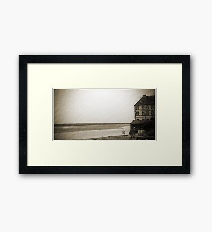 Mont Saint Michel, France Framed Print
