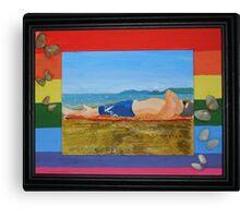 holloways tan Canvas Print