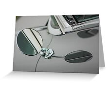 Cadillac 2 Greeting Card