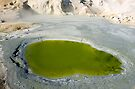 "Green Pool in ""Bumpass Hell"" by Zane Paxton"