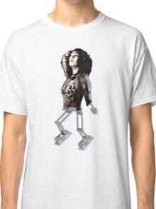 Robot Lady Classic T-Shirt