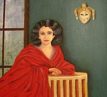 We All Wear A Mask by Denise Martin