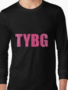 TYBG Long Sleeve T-Shirt