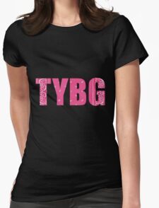 TYBG Womens Fitted T-Shirt