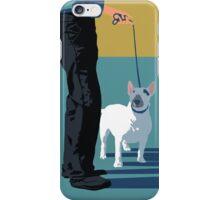 Bull terriers iPhone Case/Skin