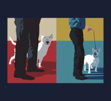 Bull terriers One Piece - Long Sleeve