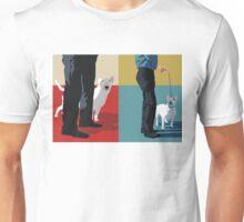 Bull terriers Unisex T-Shirt