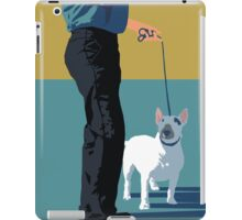 Bull terriers iPad Case/Skin