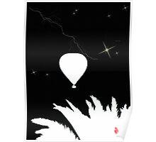 The Night Balloon Poster