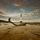 Perch Rock Lighthouse by Jon Baxter
