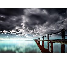 Toukley Jetty NSW Australia Photographic Print