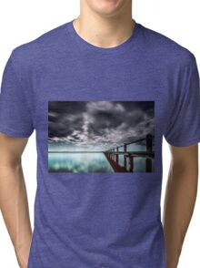 Toukley Jetty NSW Australia Tri-blend T-Shirt