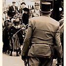 Victorian postcard Souvenir by patjila