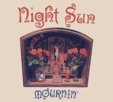 Night Sun Mournin' Shirt! by comastar