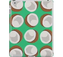 Coconut - Green iPad Case/Skin