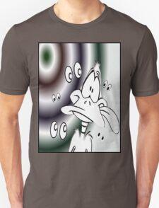 DAFFY DUCK- 3  ''TONGUE HANGER'' T-Shirt