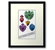 RECONNAISSANCE (color) Framed Print