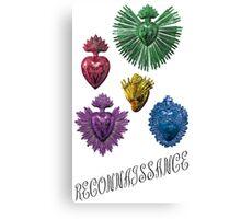RECONNAISSANCE (color) Canvas Print