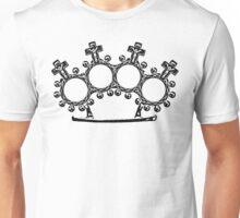 CHRIST KNUCKLES Unisex T-Shirt