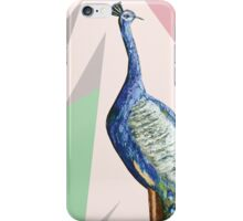 In the month of June the peacock danced 3  iPhone Case/Skin