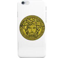 Versace-Pool2 iPhone Case/Skin