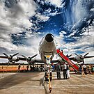 Super, Super Constellation by bazcelt