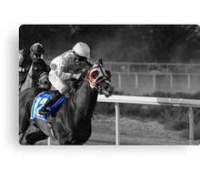 Chase Canvas Print