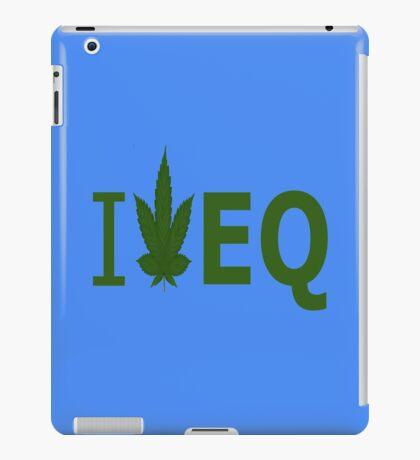 I Love EQ iPad Case/Skin
