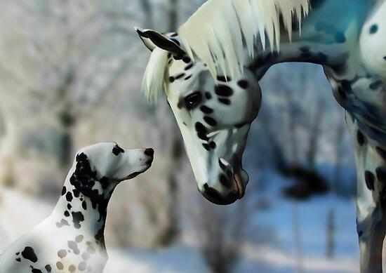 horse II by Jenny -  DESIGN