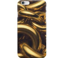 Gold Chain iPhone Case/Skin