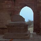 Tomb of Iltutmish by Neeraj Nema