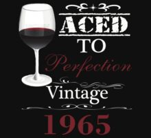 Aged To Perfection 1965 by sophiafashion
