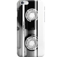 Cassette Tape Mixtape iPhone Case/Skin