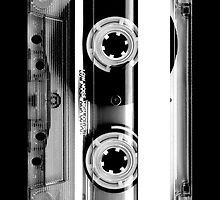Cassette Tape Mixtape by ukedward