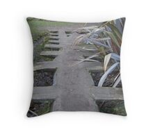 A Bridge To Nowhere Throw Pillow