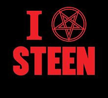 Kevin Steen Pentagram by BloodPactScout
