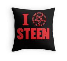 Kevin Steen Pentagram Throw Pillow