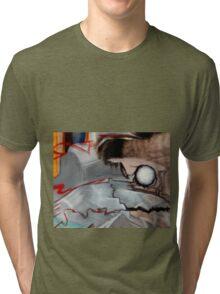 Self Conscious (Detail) Tri-blend T-Shirt