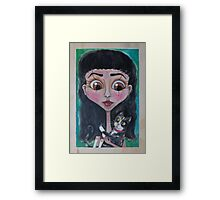 But I Love You Anyway Framed Print