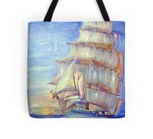 Sails at Sunrise Tote Bag