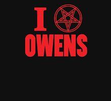 Hail Owens Pentagram Unisex T-Shirt