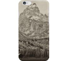 Wilderness Home iPhone Case/Skin